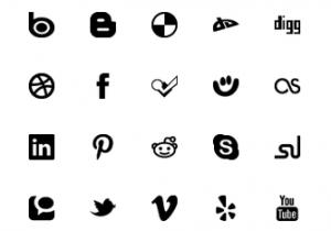 simple-social-media-flat