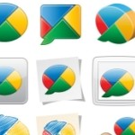 24 Google Buzz Icons