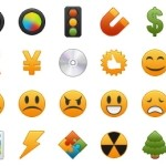 25 Free Icons: Onebit, Set 3