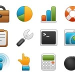30 Free Icons: Onebit, Set 2