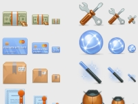 42 Basic Icons, Set 2