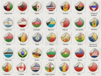 178 World Flags