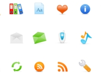 49 Free Icons: On-Stage