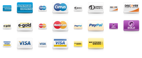 Payment Options - All Buttons