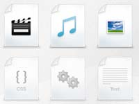 20 Filetype Icons