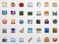 44 PixeloPhilia Icons