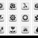 123 Natural Wonder Icons