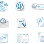 16 Contemporary Mail Icons