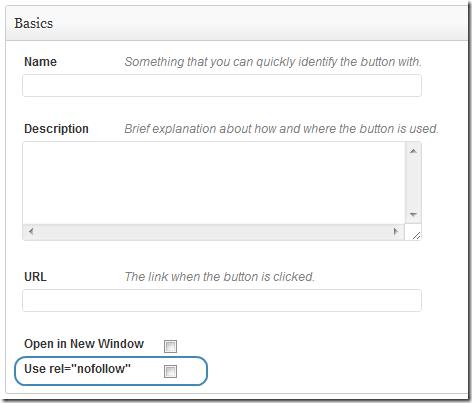 "MaxButtons Pro provides a rel=""nofollow"" option"