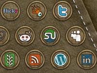 28 Social Media Badges