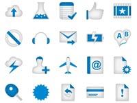 90 Minimalistica Part 2 Icons