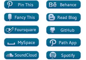 blue-glyph-social-buttons