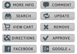 Grayscale Web Buttons