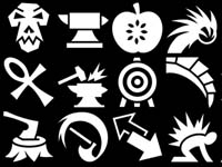 Free Icons: 950 Game Icons