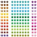 Free Icons: 1680 Star Social Icons