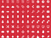 Free Icons: 149 DesignPINK Icons