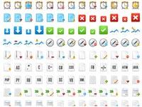 Free Icons: 225 UZA Icons