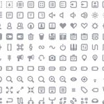 Free Icons: 300+ Batch Icons