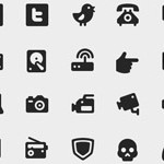 Free Icons: 154 WPZOOM Icons