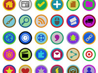 Free Icons: 100 Symbly Gamification Icons