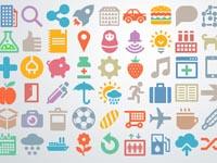 Free Icons: 1262 Eldorado Icons