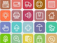 Free Icons: 1037 Vectory Mini Icons