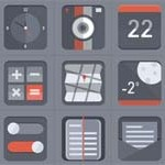 Free Icons: 9 Flat Icons From Barry