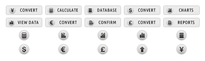 Finance Buttons - All Buttons