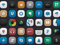 Free Icons: 60 Convy Icons