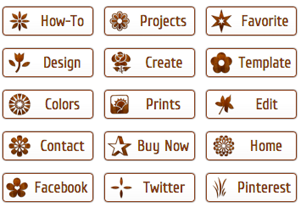 wooden-icon-buttons