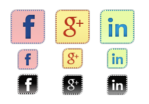 social-shape-buttons