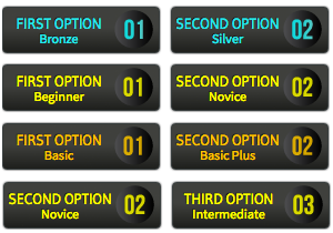 numbered-option-buttons