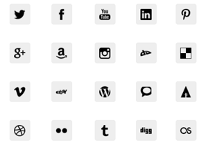 Simple Social WordPress Buttons