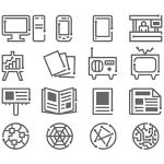 Circuitry Icons
