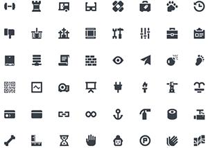 Squid Ink Mini Icons