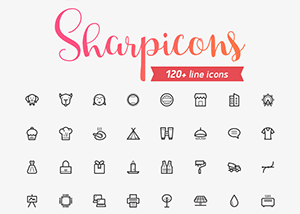 Freebie Sharpicons